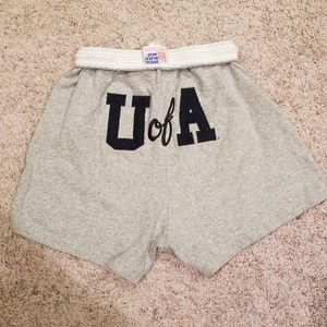 Pants - U of A Shorts